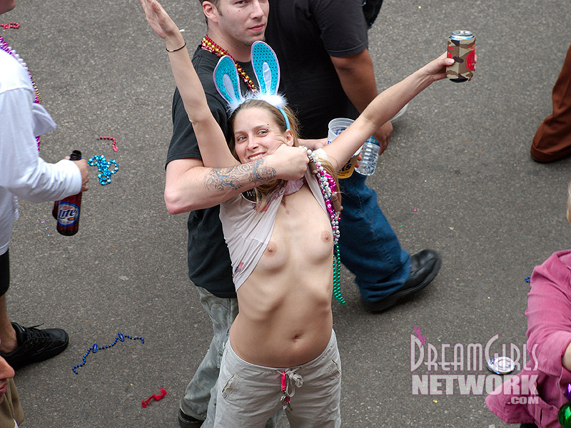 Try reasonable. mardi gras girls uncensored for council